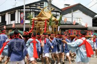【2021年中止】住吉神社大祭(塩沢まつり)