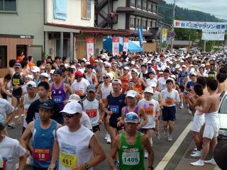 【2020年中止】第34回 浦佐温泉 耐久山岳マラソン大会・健康歩こう大会