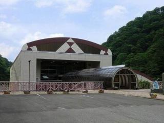 電力ミュージアムOKKY(奥清津発電所)