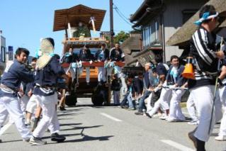大蔵神社祭礼