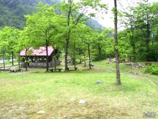 馬場島キャンプ場