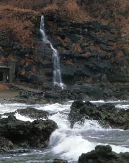 Waterfall of Tarumizu