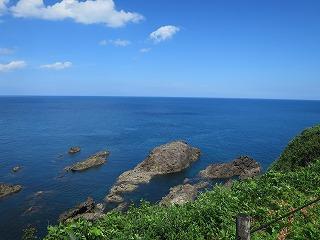 珠洲岬(聖域の岬)