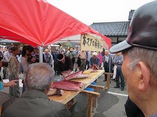 道の駅狼煙11周年感謝祭
