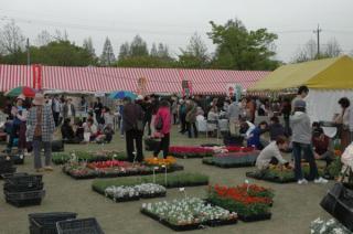 緑と花のフェスティバル