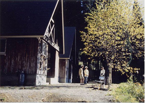 東山いこいの森キャンプ場