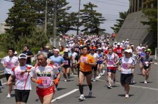 第30次美濱、五木寬馬拉松