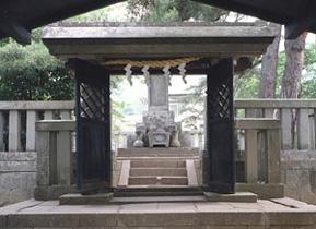 武田信玄的墳墓