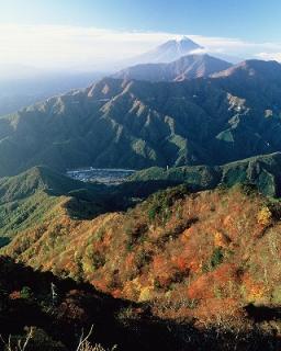 滝子山ハイキングコース
