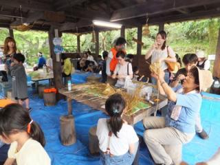第32回道志村ホタル祭り