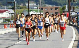 【開催中止】第34回 上田古戦場ハーフマラソン