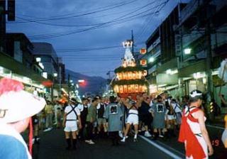 【開催中止】信州上田祇園祭