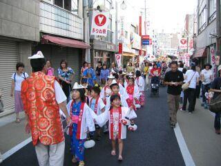 【2021年開催中止】第69回 岡谷きつね祭り