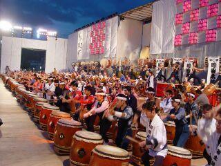 【2020年度開催中止】第51回 岡谷太鼓祭り