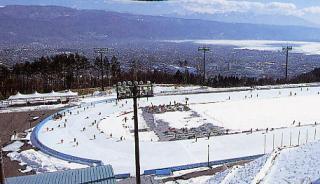 岡谷市やまびこ国際スケートセンター