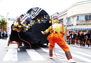 【2020年度中止】南信州獅子舞フェスティバル