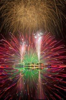 第47回 白樺湖夏祭り花火大会