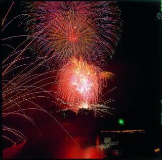 【2020年度中止】小坂田公園納涼花火大会