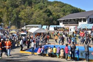 【2021年中止】平尾山もみじ祭り