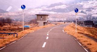 上田・更埴・長野自転車道