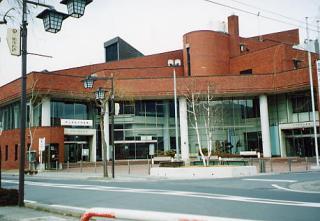 上山田文化会館