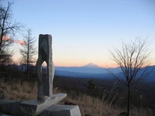 富士見高原創造の森彫刻公園