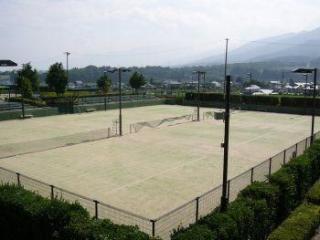 荒神山公園テニスコート