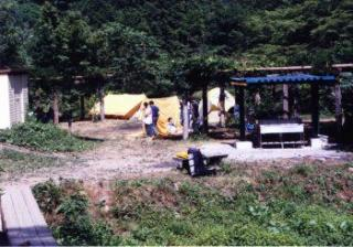 蛇石キャンプ場