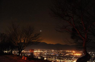 萱野高原展望台
