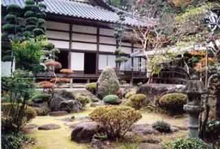 聖徳寺(庭園)