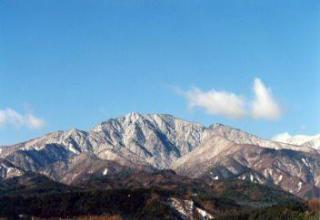 烏帽子岳(長野県飯島町)