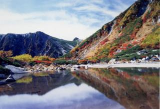 中央アルプス駒ケ岳・濃ヶ池