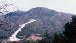 Mt. snake mountain pass