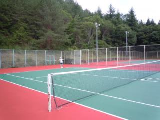 売木村民テニスコート