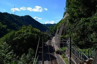 田本駅(JR飯田線)