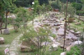 左京川百年公園