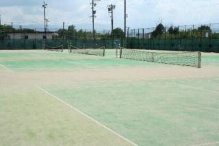 喬木村運動公園テニスコート
