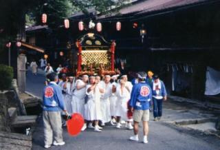 和智埜神社祭礼