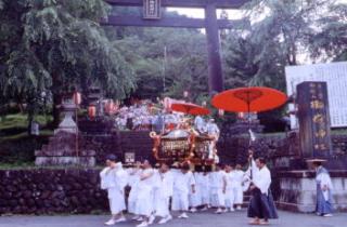 御嶽神社例大祭