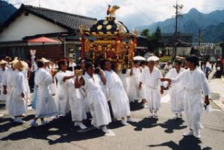 須佐男神社例祭