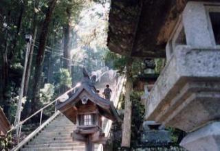 御嶽神社里宮
