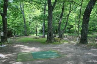 木曽駒森林公園マレットゴルフ場