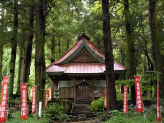 福満寺(長野県麻績村)