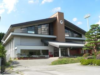 麻績村体育館