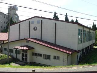麻績村聖体育館