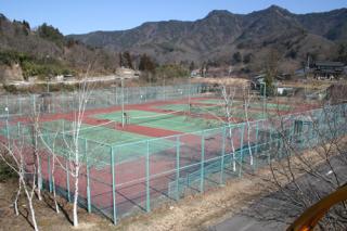 生坂スポーツパーク(テニスコート)