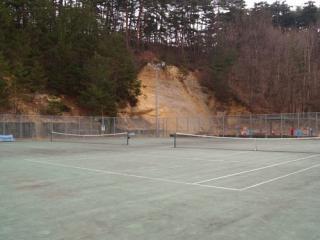 本城テニスコート