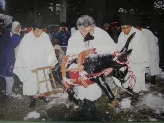 お田植え祭り(総社神明宮春季例祭)
