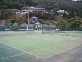 坂井テニスコート