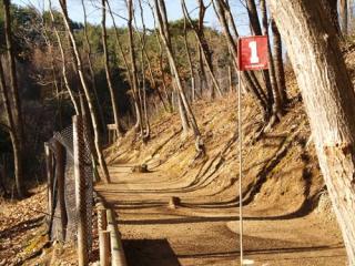 雀岩マレットゴルフ場